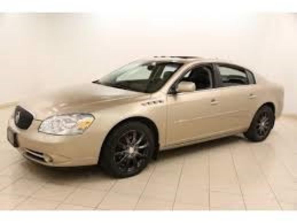 2006 Buick Lucerne  - 3671r  - Hawkeye Car Credit - Newton