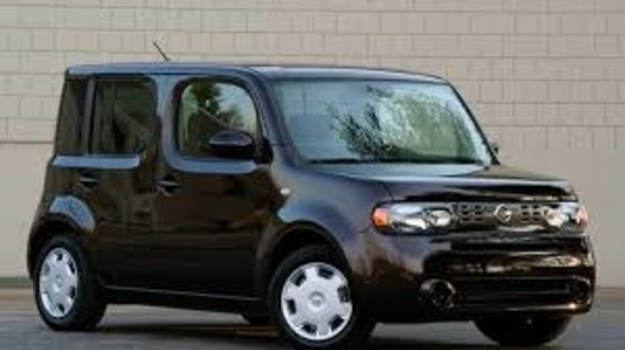 2009 Nissan CUBE  - 3757  - Hawkeye Car Credit - Newton