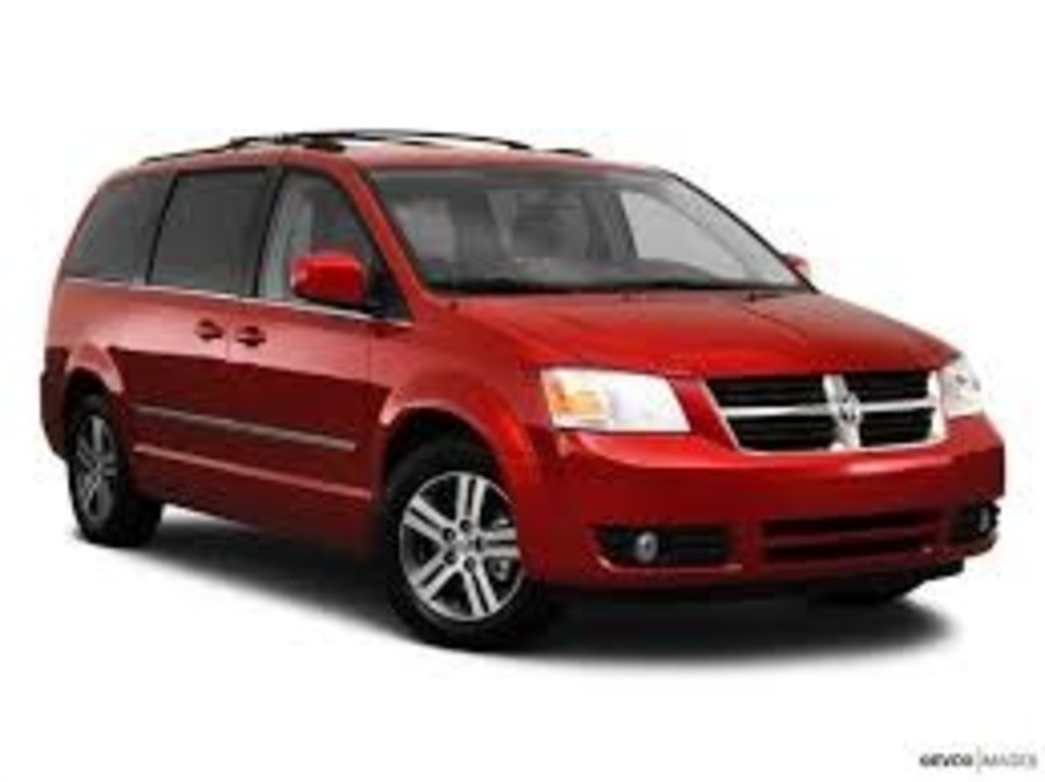 2010 Dodge Grand Caravan  - Hawkeye Car Credit - Newton