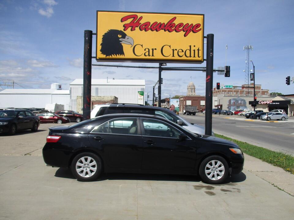 2009 Toyota Camry  - Hawkeye Car Credit - Newton