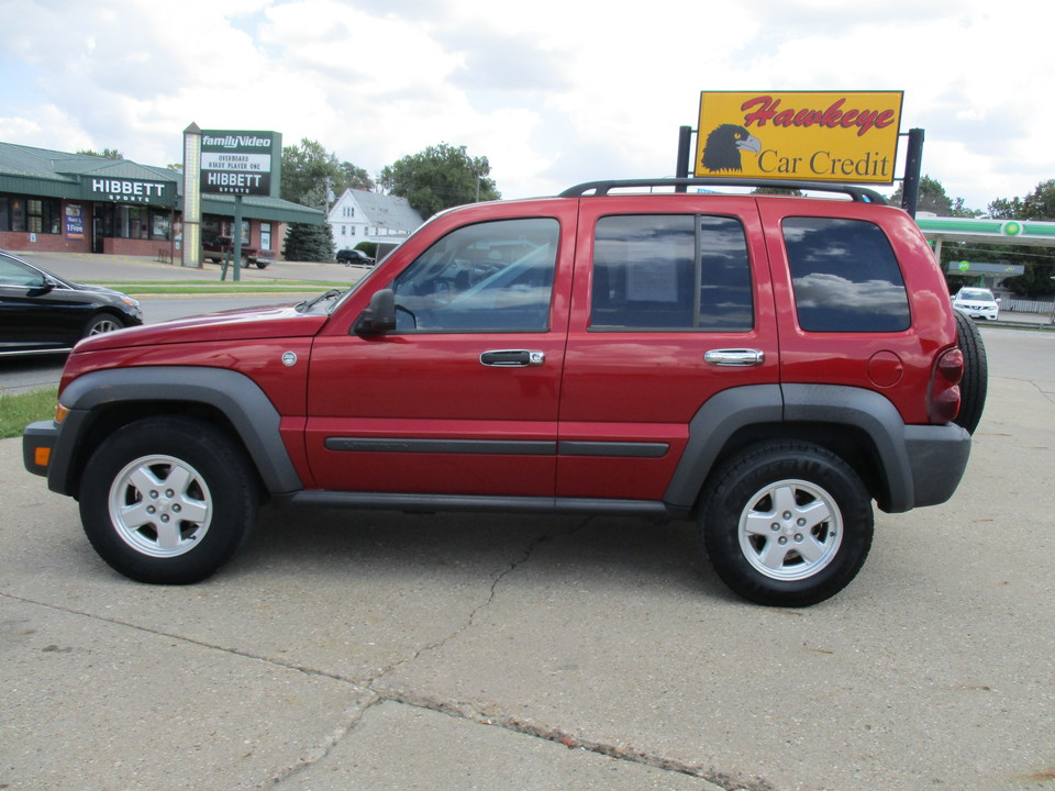 2007 Jeep Liberty  - Hawkeye Car Credit - Newton