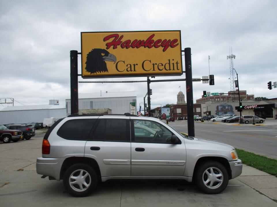 2005 GMC Envoy  - 3846  - Hawkeye Car Credit - Newton