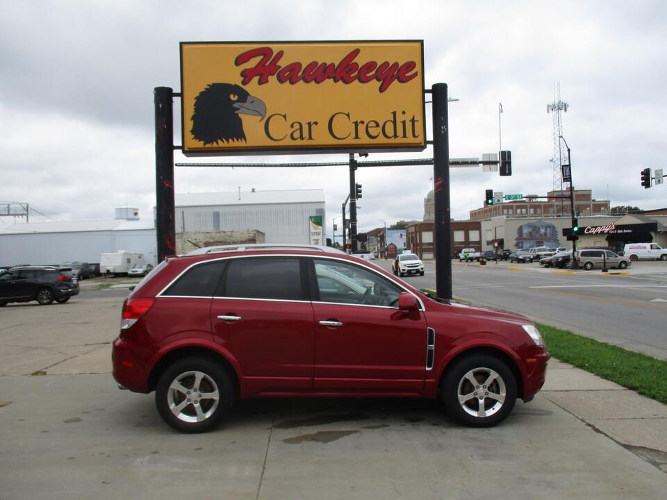 2012 Chevrolet Captiva  - Hawkeye Car Credit - Newton