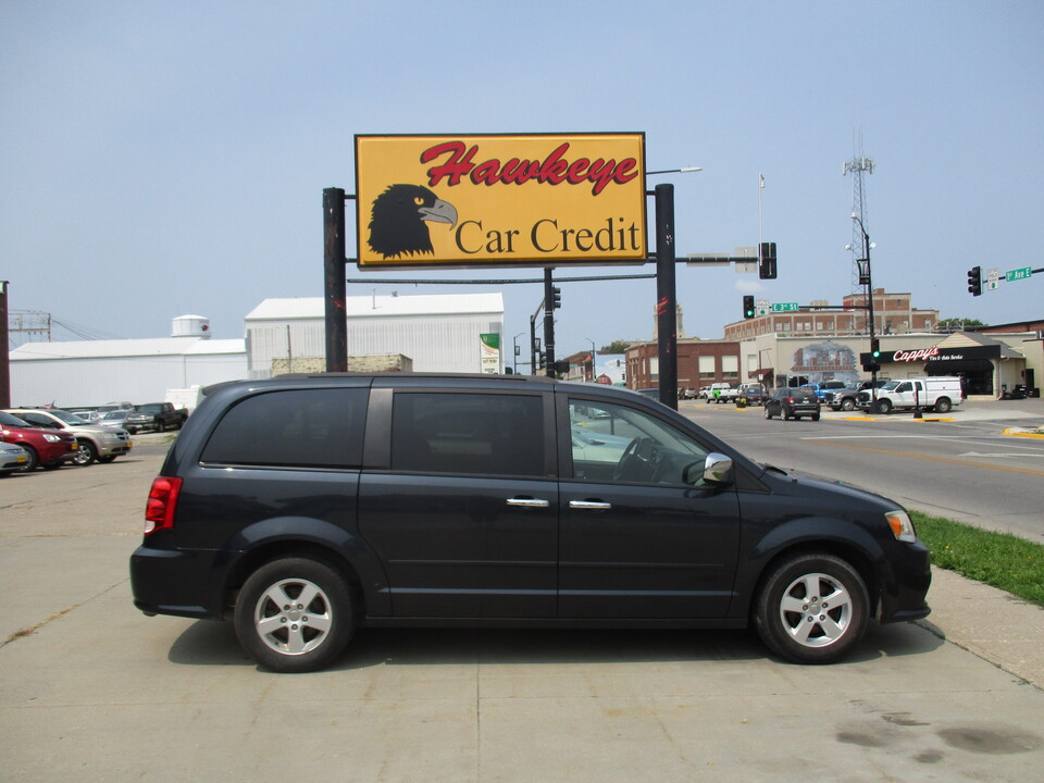 2013 Dodge Grand Caravan  - Hawkeye Car Credit - Newton