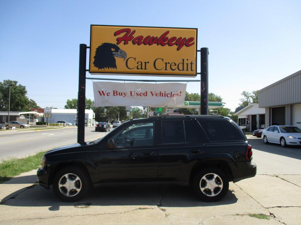 2005 Chevrolet TrailBlazer  - Hawkeye Car Credit - Newton