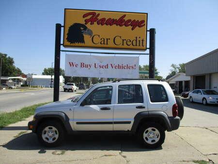2007 Jeep Liberty  for Sale  - 3617R  - Hawkeye Car Credit - Newton