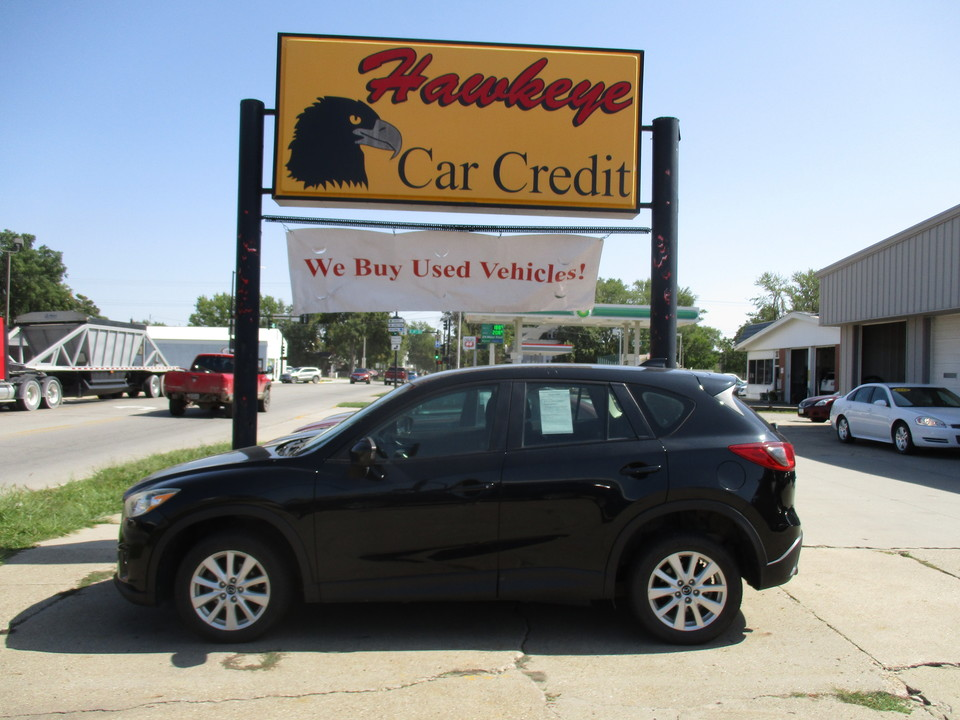 2014 Mazda CX-5  - 3810  - Hawkeye Car Credit - Newton
