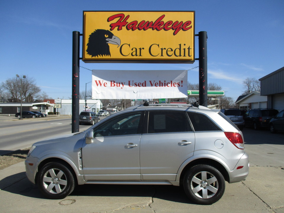 2008 Saturn VUE  - 3519R  - Hawkeye Car Credit - Newton