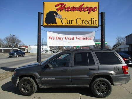 2004 Jeep Grand Cherokee  for Sale  - 3781  - Hawkeye Car Credit - Newton