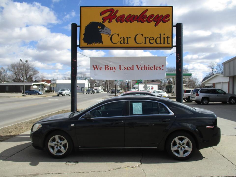 2008 Chevrolet Malibu  - 3708R  - Hawkeye Car Credit - Newton