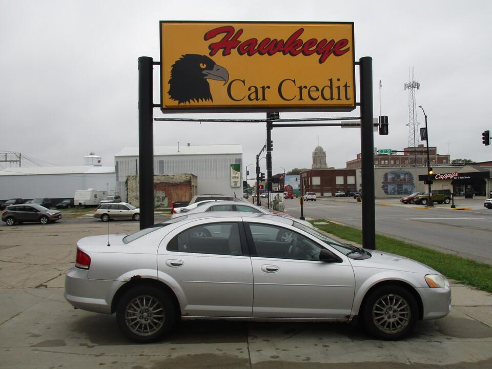 2006 Chrysler Sebring  - Hawkeye Car Credit - Newton
