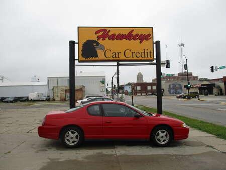 2004 Chevrolet Monte Carlo  for Sale  - 3919  - Hawkeye Car Credit - Newton