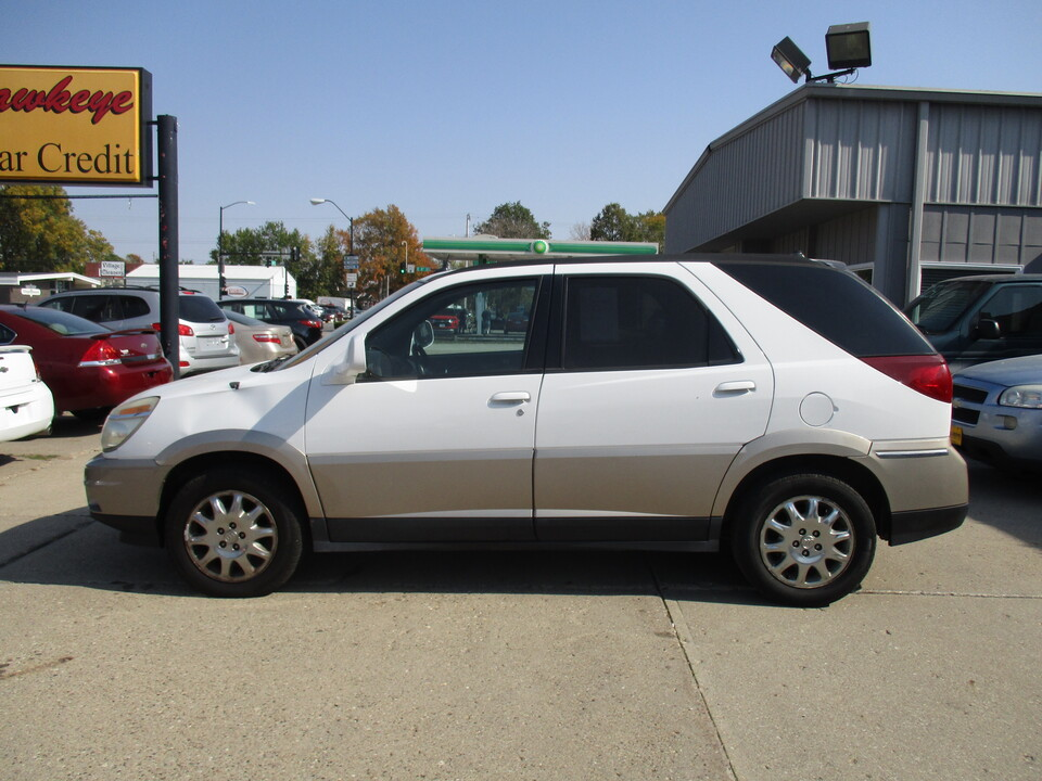 2005 Buick Rendezvous  - 3807A  - Hawkeye Car Credit - Newton
