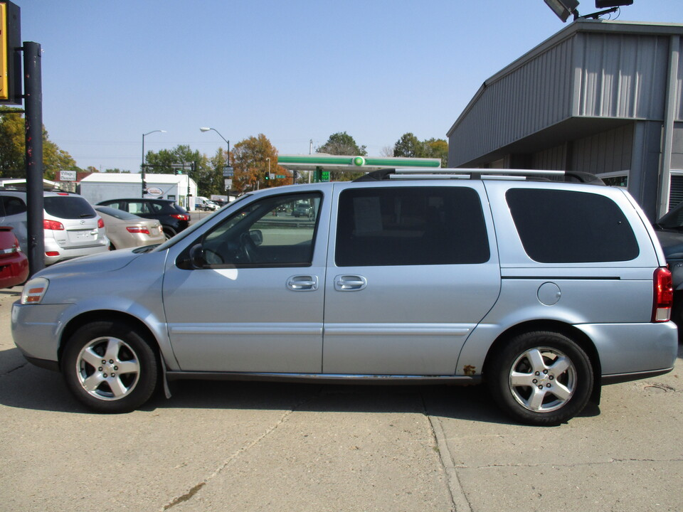 2007 Chevrolet Uplander  - 3815  - Hawkeye Car Credit - Newton