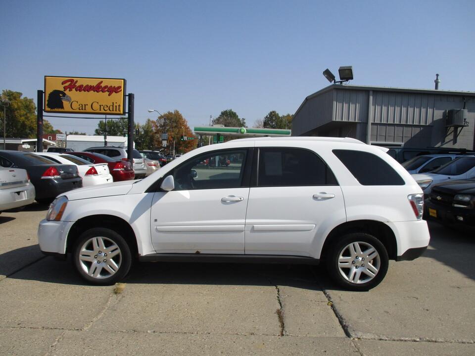 2008 Chevrolet Equinox  - Hawkeye Car Credit - Newton