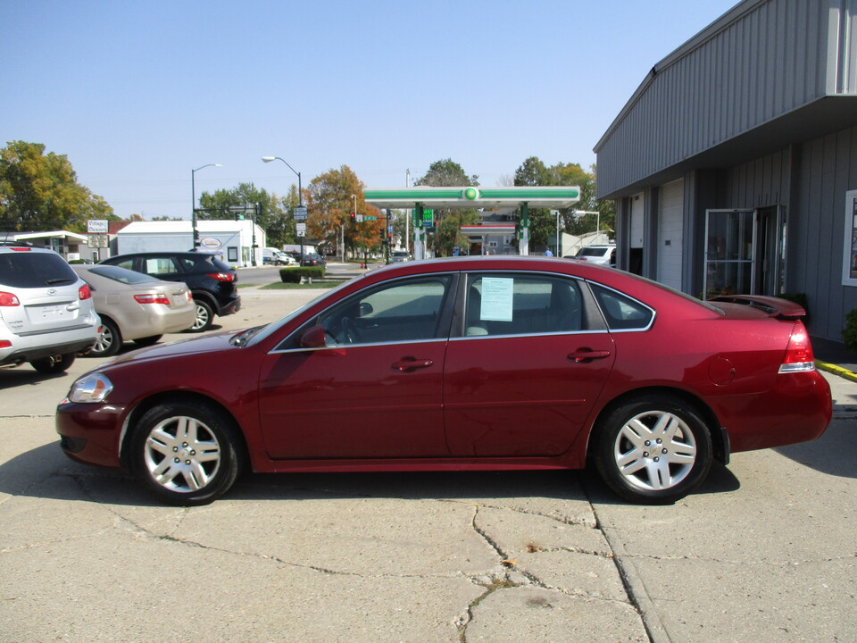 2011 Chevrolet Impala  - Hawkeye Car Credit - Newton