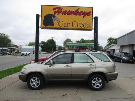 2001 Lexus RX 300  for Sale  - 3785A  - Hawkeye Car Credit - Newton