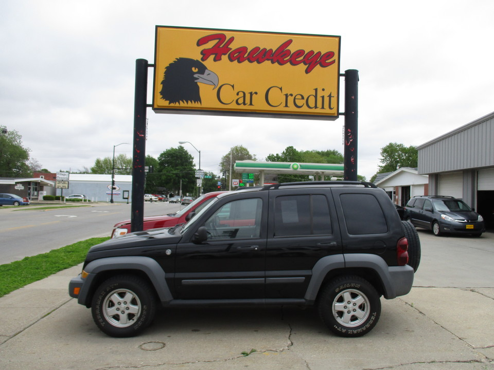 2005 Jeep Liberty  - 3557RR  - Hawkeye Car Credit - Newton