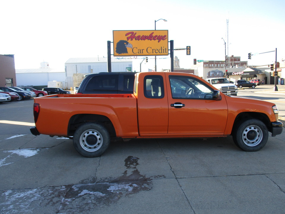 2012 Chevrolet Colorado  - Hawkeye Car Credit - Newton