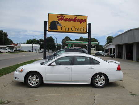 2012 Chevrolet Impala  for Sale  - 3802  - Hawkeye Car Credit - Newton