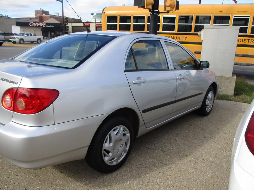 2007 Toyota Corolla  - Hawkeye Car Credit - Newton