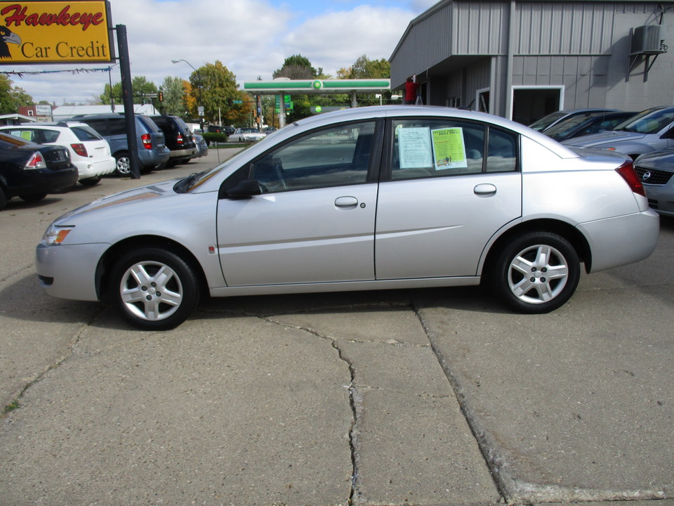 2007 Saturn ION  - Hawkeye Car Credit - Newton