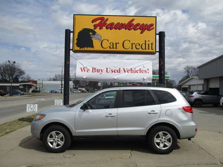 2009 Hyundai SANTA FE SE  for Sale  - 3784  - Hawkeye Car Credit - Newton