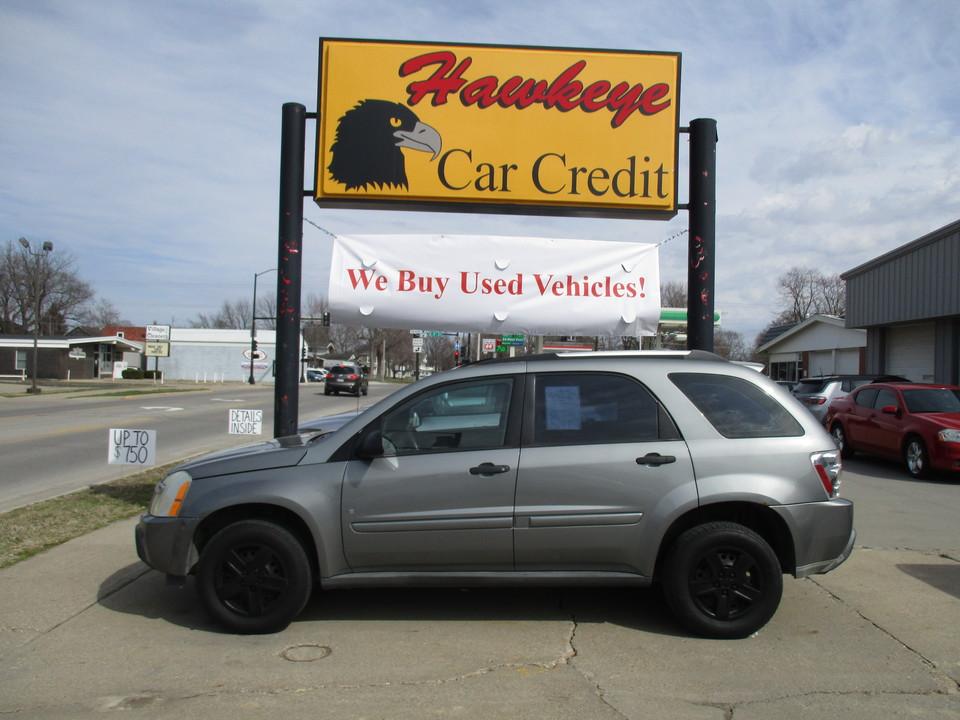 2006 Chevrolet Equinox  - 3783  - Hawkeye Car Credit - Newton