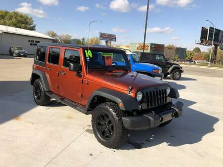 2014 Jeep Wrangler Unlimited WHILLYS for Sale  - 247078  - Auto Finders LLC