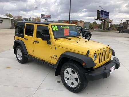 2008 Jeep Wrangler Unlimited  for Sale  - 561163  - Auto Finders LLC
