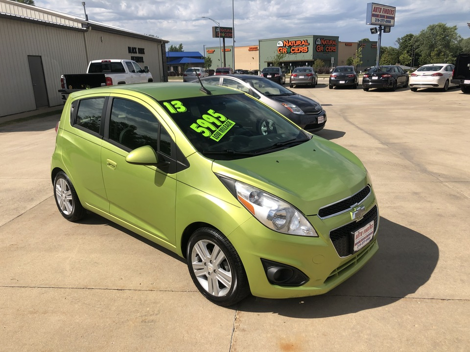 2013 Chevrolet Spark 1 LT  - 617055  - Auto Finders LLC