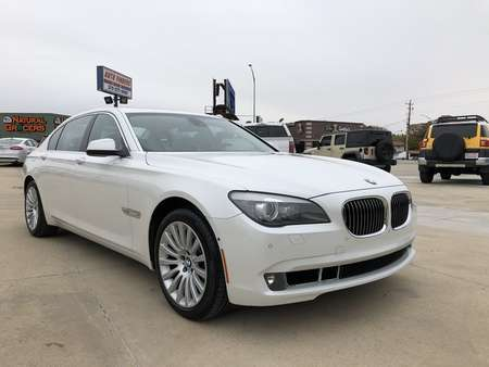 2012 BMW 7-series  for Sale  - 434647  - Auto Finders LLC