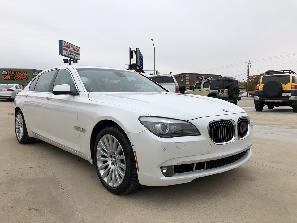 2012 BMW 7-series  - 434647  - Auto Finders LLC