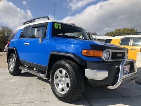 2007 Toyota FJ Cruiser  for Sale  - 028458  - Auto Finders LLC