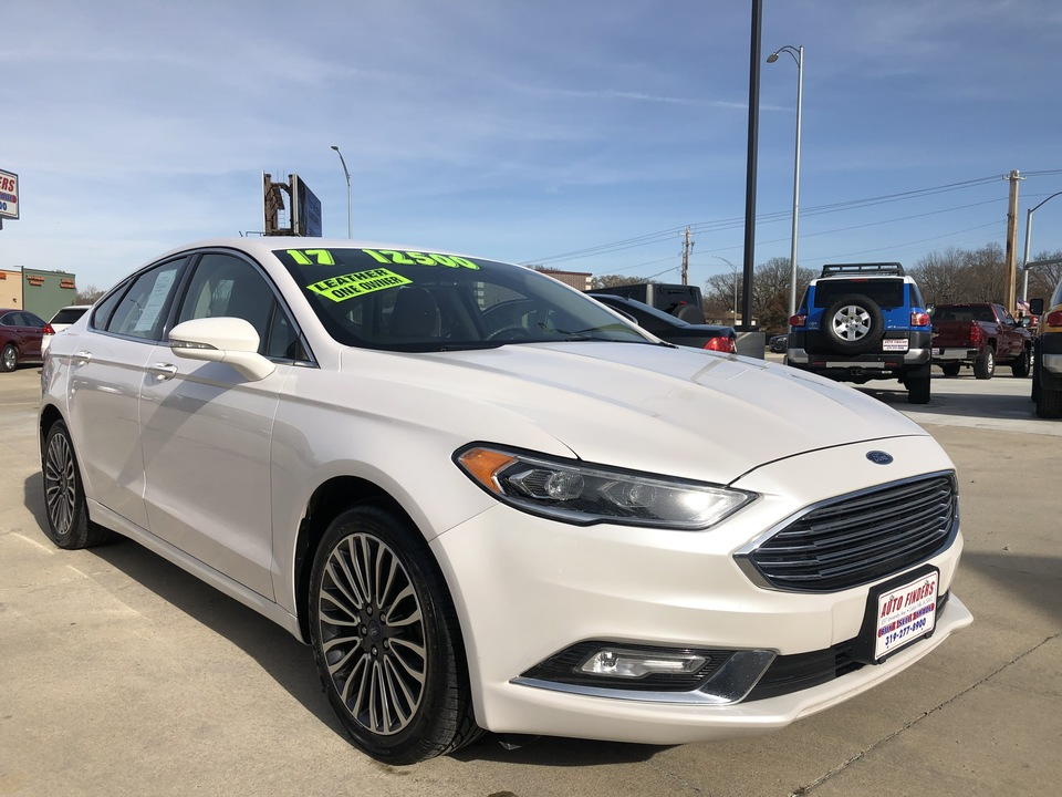 2017 Ford Fusion  - Auto Finders LLC