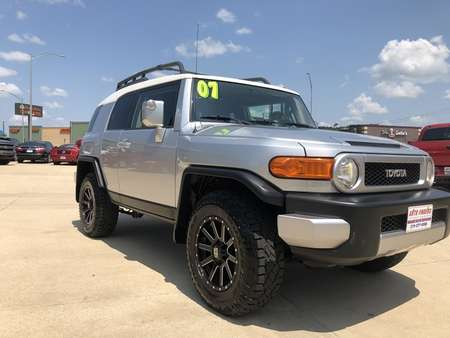 2007 Toyota FJ Cruiser  for Sale  - 06546  - Auto Finders LLC