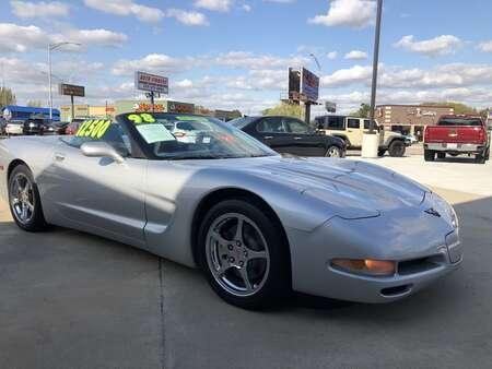 1998 Chevrolet Corvette convertable for Sale  - 119155  - Auto Finders LLC