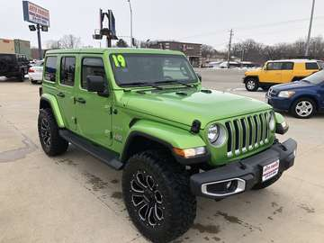 2019 Jeep Wrangler Unlimited Saha