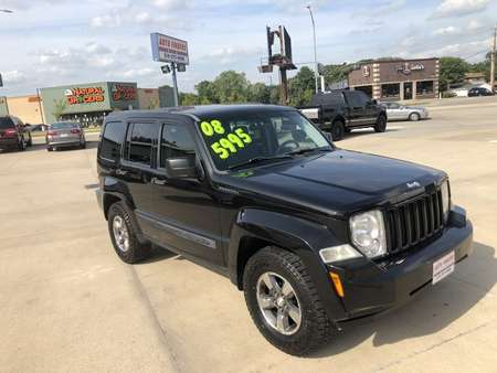 2008 Jeep Liberty SPORT for Sale  - 186203  - Auto Finders LLC
