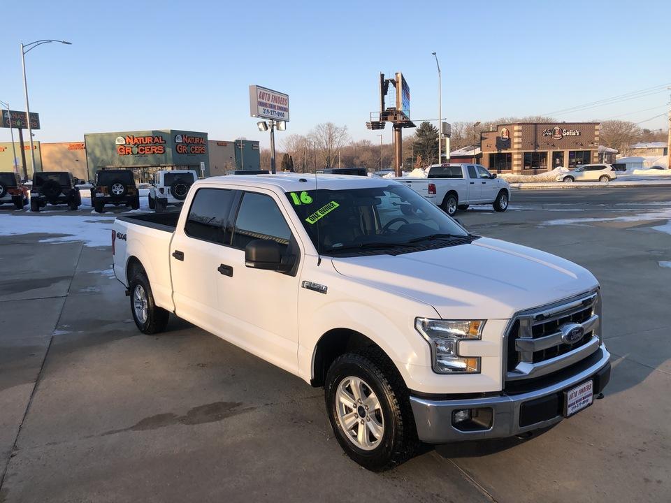 2016 Ford F-150 XLT  - 26794  - Auto Finders LLC