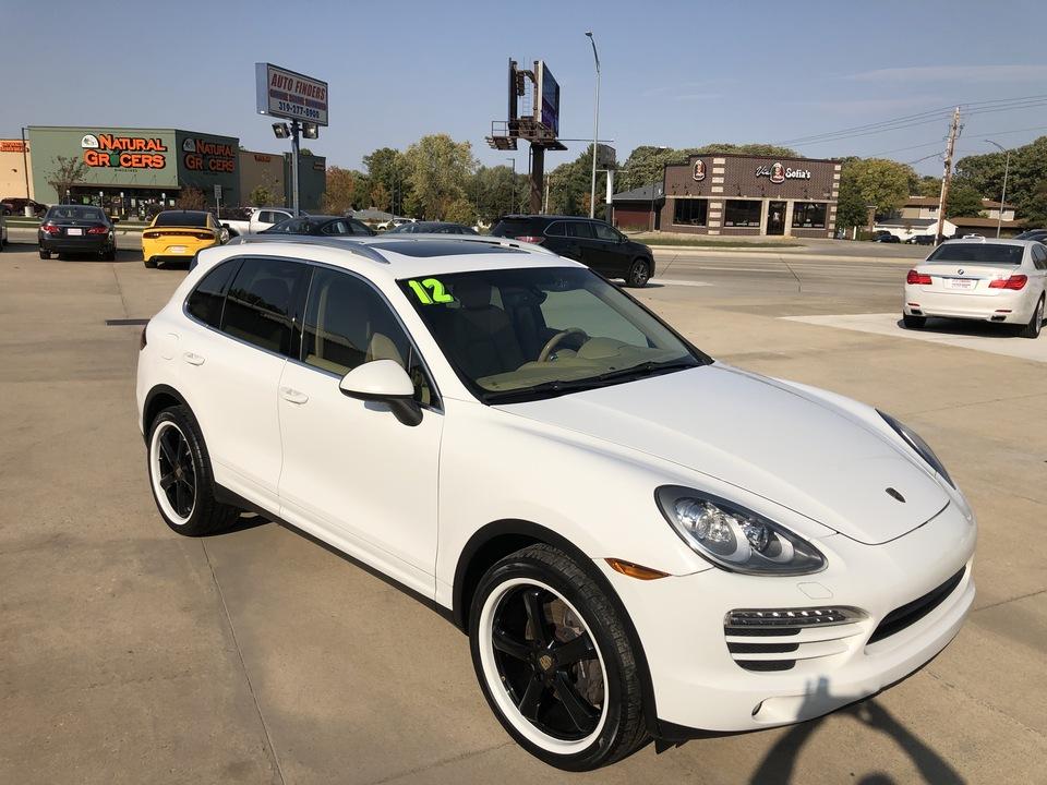 2012 Porsche Cayenne  - 9193  - Auto Finders LLC