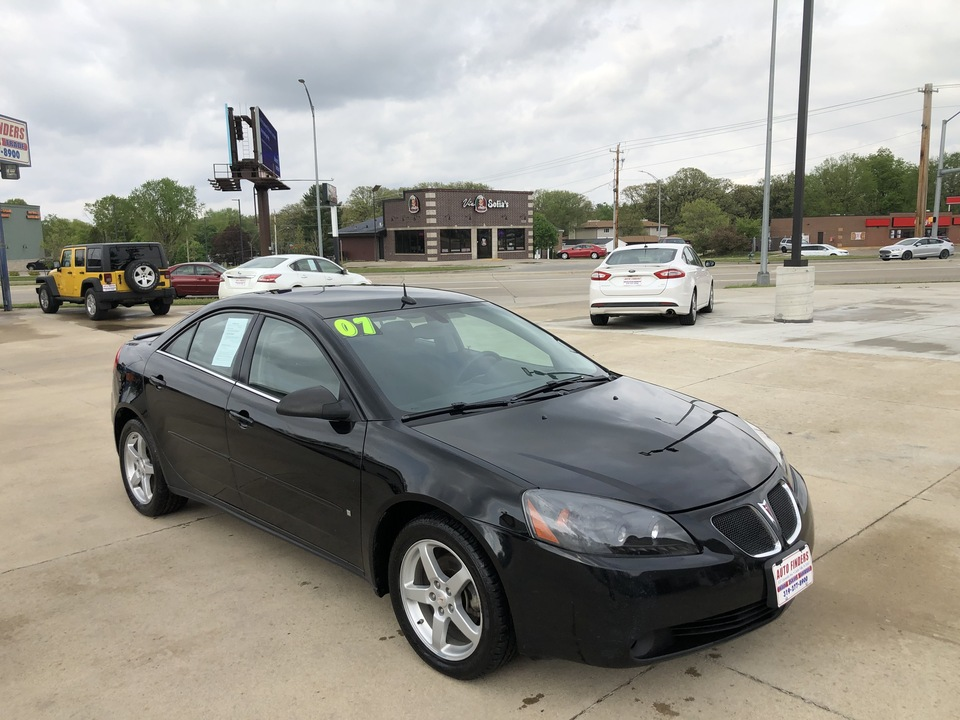 2008 Pontiac G6  - 153392  - Auto Finders LLC