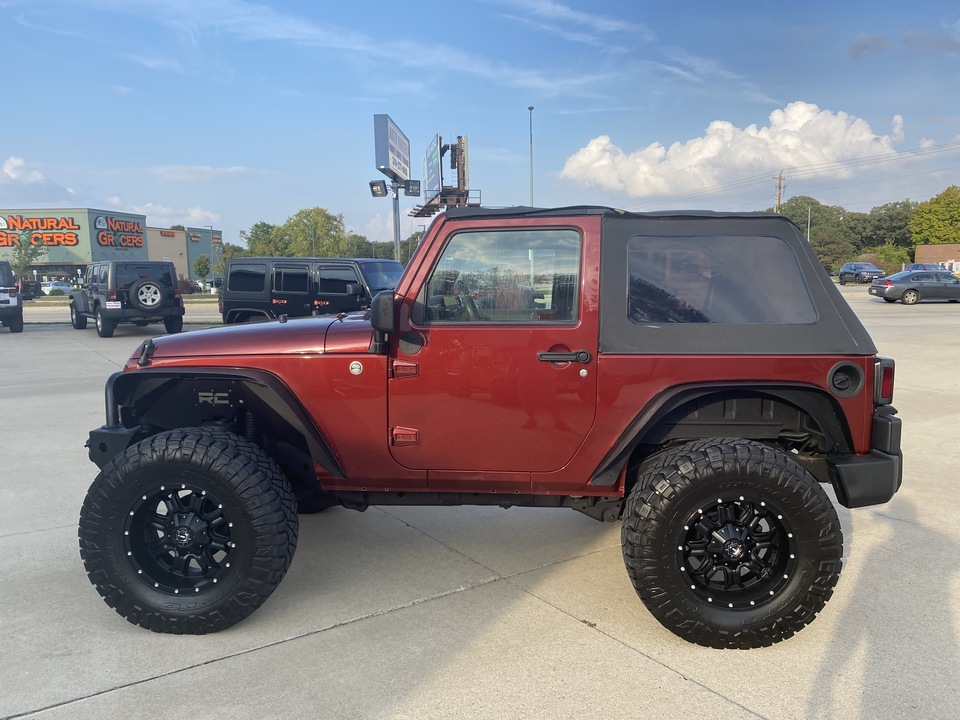 2008 Jeep Wrangler X  - 639733  - Auto Finders LLC