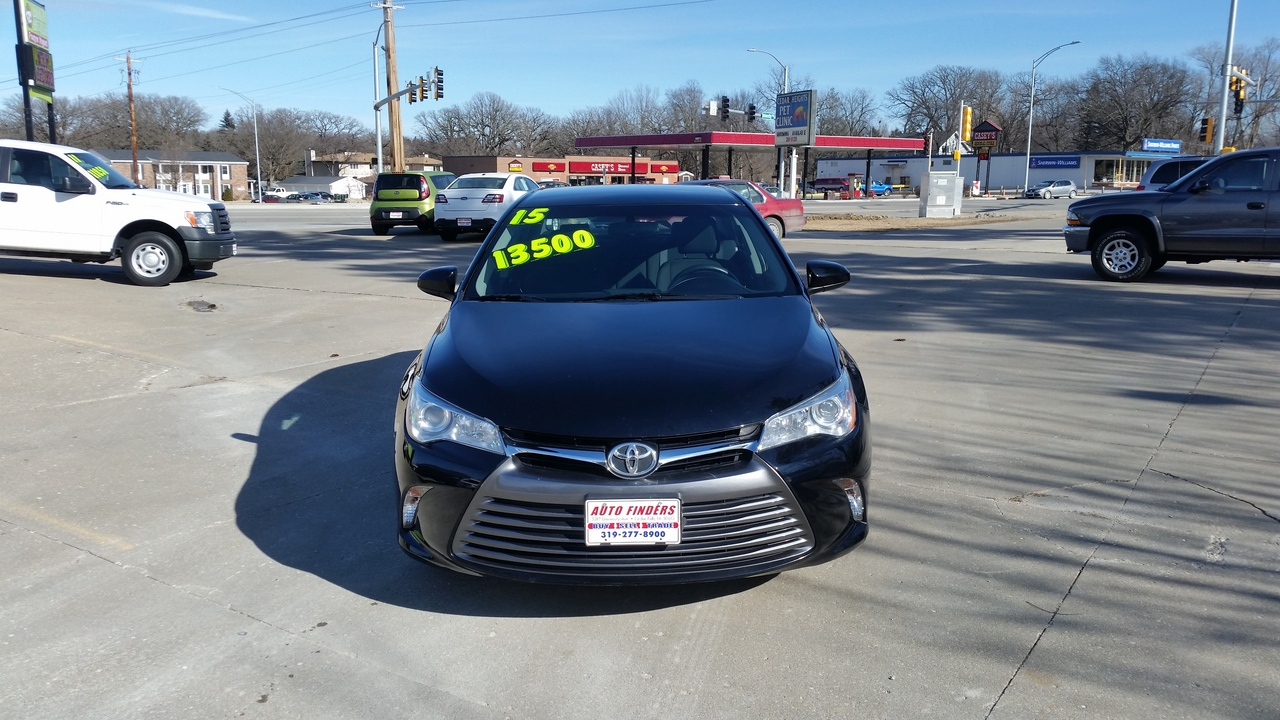 2015 Toyota Camry  - Auto Finders LLC