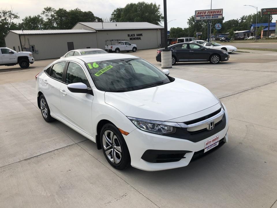2016 Honda Civic LX  - 41414  - Auto Finders LLC
