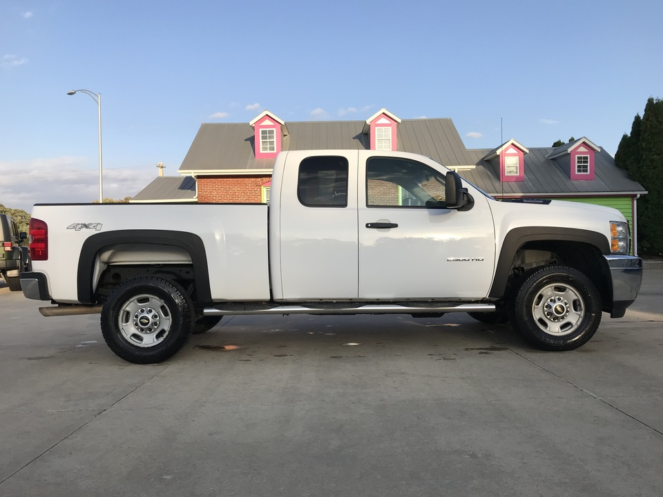 2012 Chevrolet Silverado 2500 HD  - Auto Finders LLC