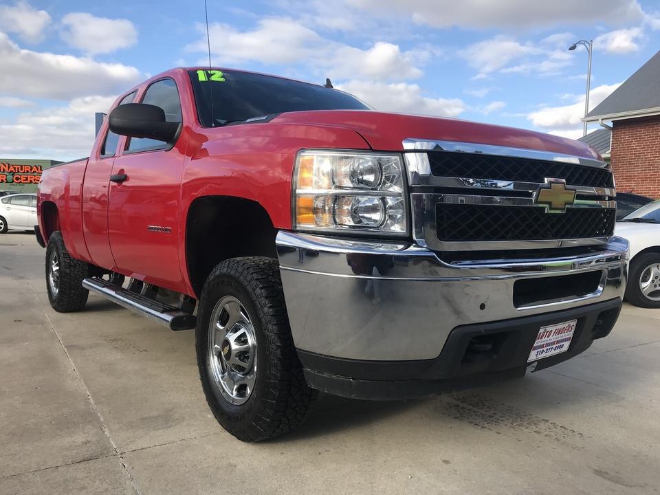 2012 Chevrolet Silverado 2500 HD  - Auto Finders LLC