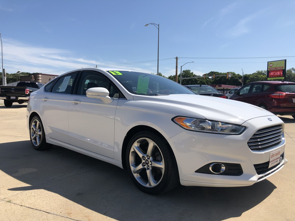 2013 Ford Fusion  - Auto Finders LLC