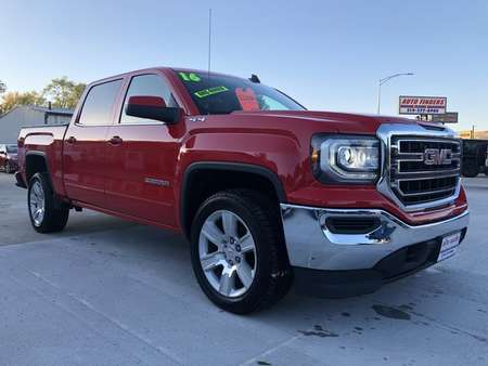 2016 GMC Sierra 1500 SLE for Sale  - 214876  - Auto Finders LLC