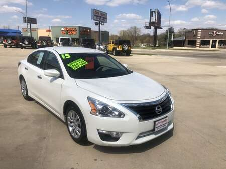 2015 Nissan Altima S for Sale  - 197374  - Auto Finders LLC